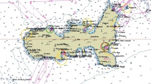 Immagine cartografica Elba